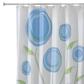 interdesign marigold shower curtain target