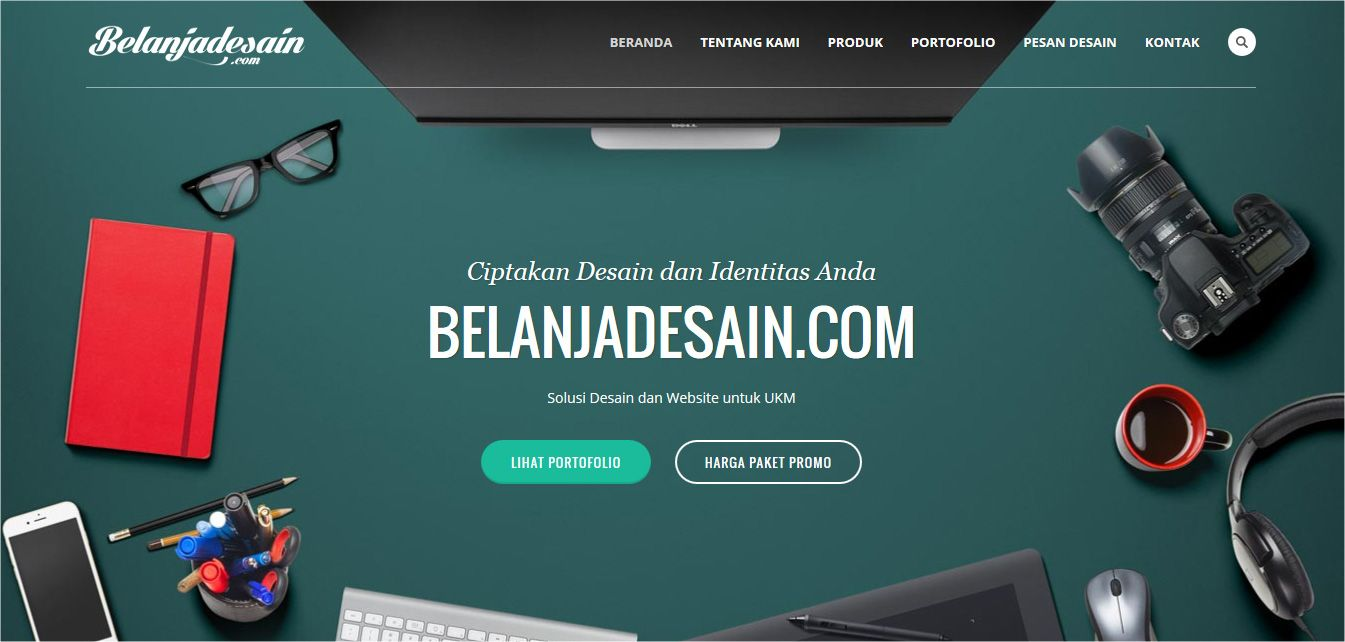 Jasa Desain Grafis Flat Design Inspiration Wordpress Website Design Wordpress Theme Design Desain Grafis