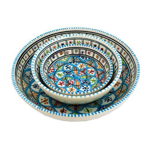 Tunisian bowl //.snapemaltings.co.uk/shop-  sc 1 st  Pinterest & Tunisian bowl http://www.snapemaltings.co.uk/shop-online/tableware ...