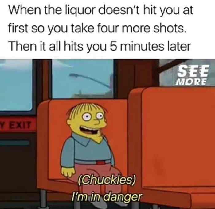 Im In Danger Memes Simpsons