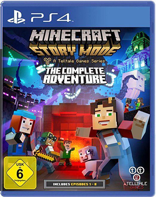 Minecraft Story Mode The Complete Adventure A Telltale Game - Minecraft spielen auf pc