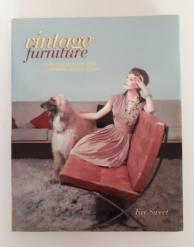 Vintage Furniture Coffee Table Book Etsy In 2021 Vintage Furniture Antique Collection Coffee Table Books [ 1011 x 794 Pixel ]