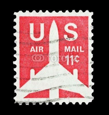 Vintage US Postage Stamps Values