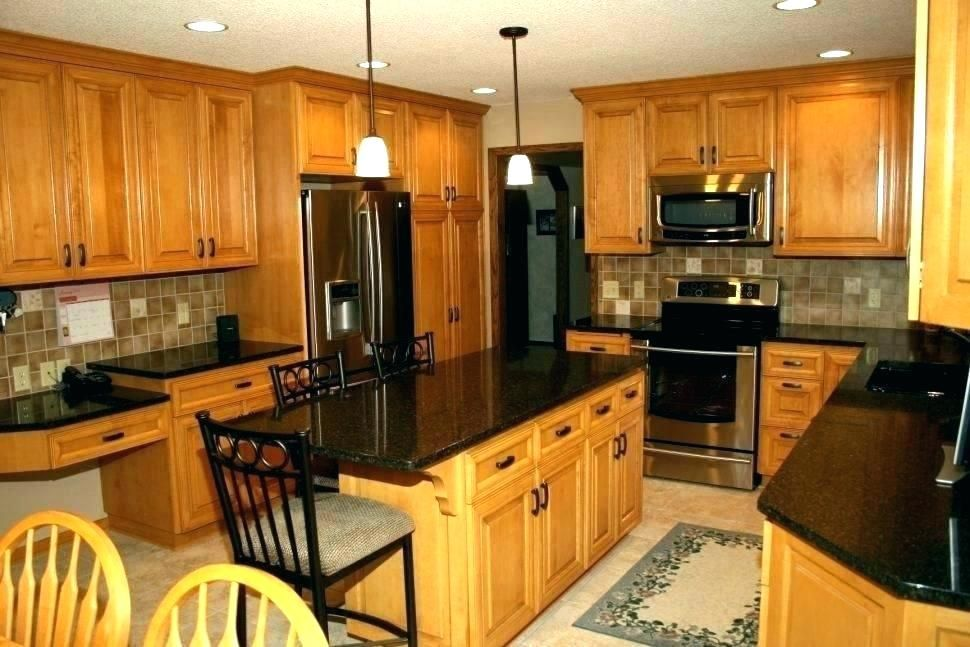 Amazing Oak Cabinets Kitchen How To Update Honey Oak Kitchen Beutiful Home Inspiration Semekurdistantinfo