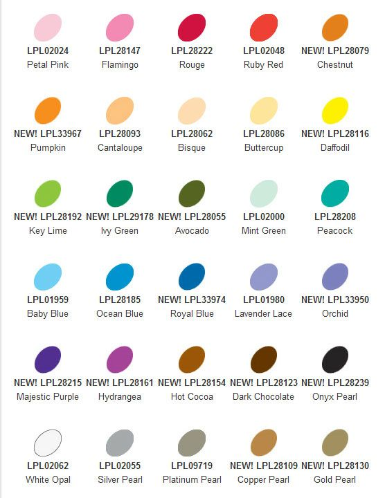 Liquid Pearls Color Charts Pinterest Pearls Ink And Color