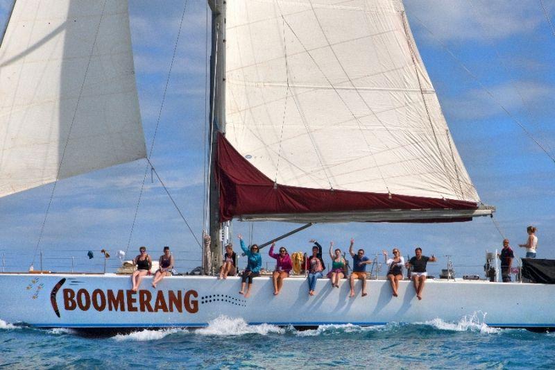 Boomerang 2D/2N Whitsunday Island Tour