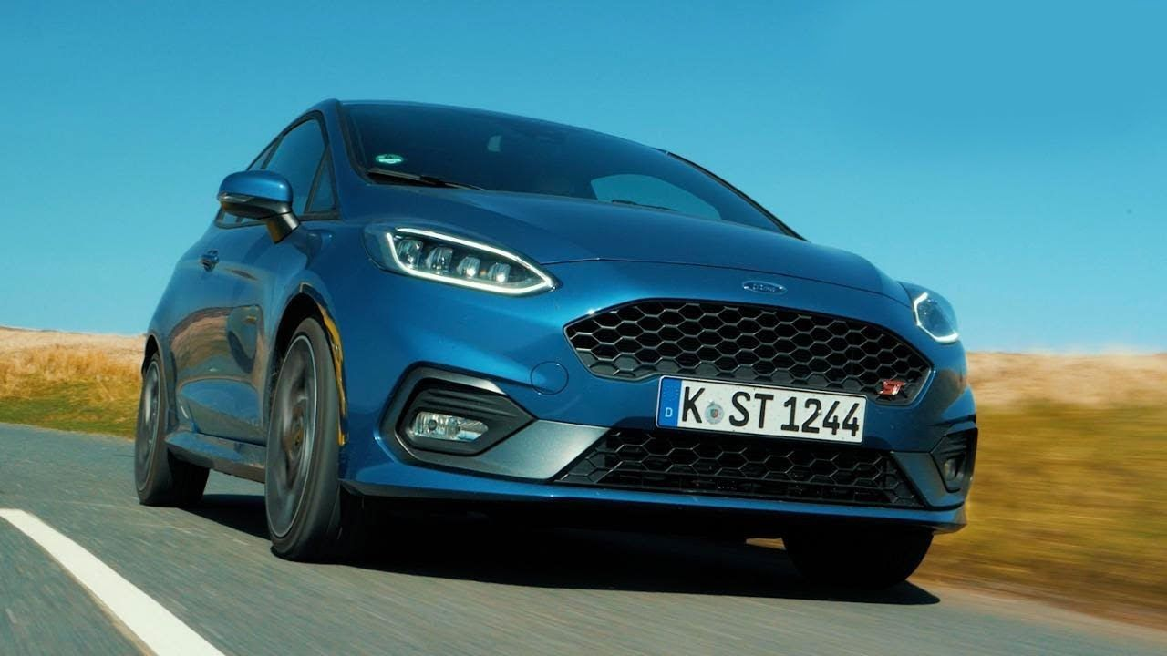 The Ford Fiesta St Review Top Gear Youtube Ford Fiesta St