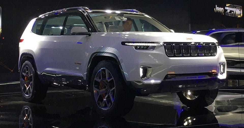New 2020 Jeep Trail Hawk Spy Shoot Jeep Wagoneer Jeep Models Jeep Trails