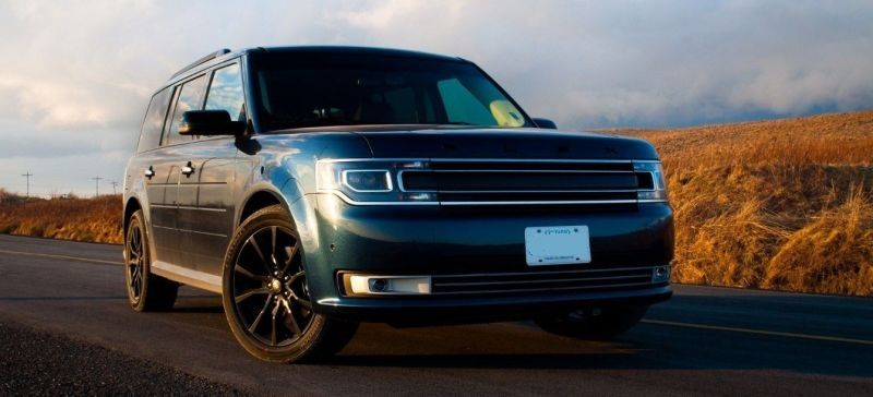 2020 Ford Flex Redesign Release Date Discount Rumors Ford Flex New Suv Ford