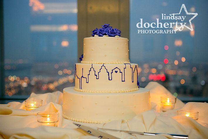 Pyramid Club Wedding Cake | Bredenbeck\'s Wedding Cakes | Pinterest ...