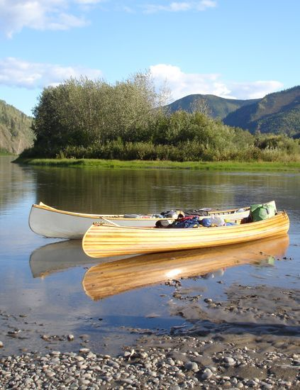 Yukon River Canoe Trip, Tour  #Praktika | Projekte | #Freiwilligenabeit in Kanada unter www.academical-travels.de