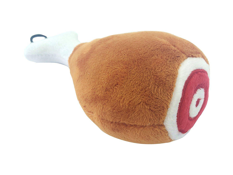 Expawlorer Dog Squeak Plush Toy Halloween Cat Training Toys For