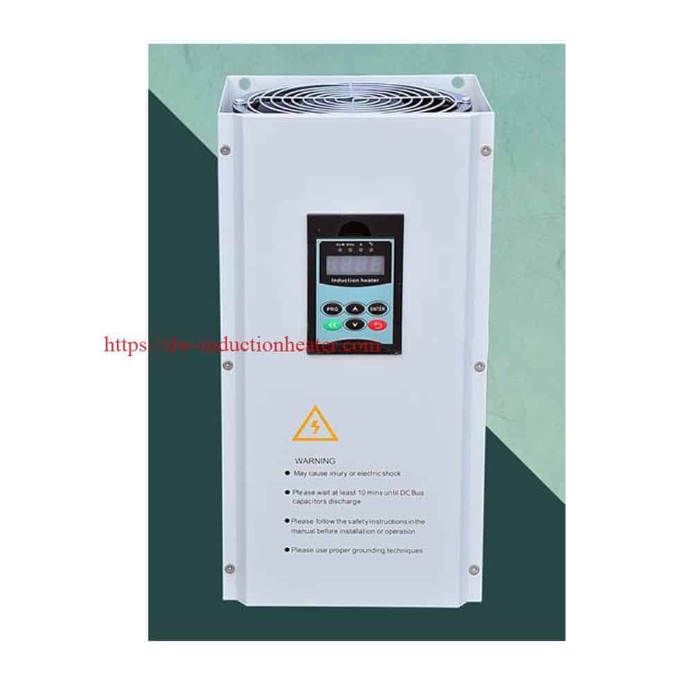 Electromagnetic Induction Heater 10kw For Heating Plastic Injection Molding Machine In 2020 Electromagnetic Induction Plastic Injection Molding Induction Heating
