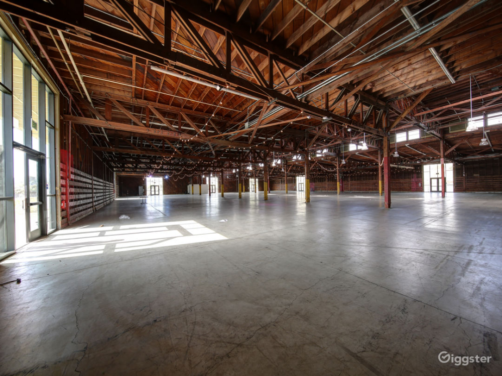 Warehouse No 510 Rent This Location On Giggster Warehouse Rent Concrete Floors