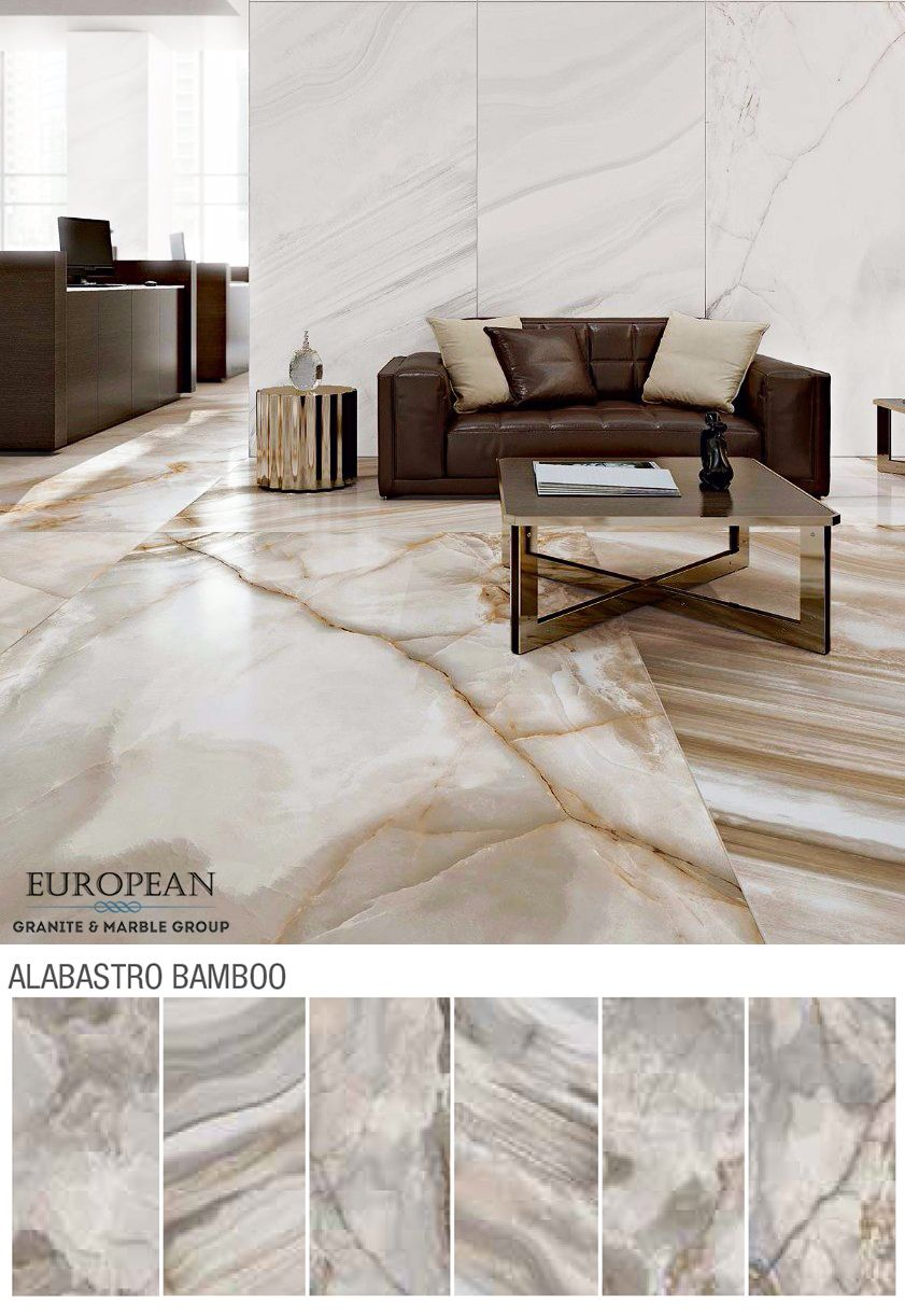 Florim - our new line of luxury porcelain tiles - is featured in ...