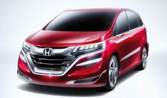 2016 Honda Odyssey Release Date Canada Honda Dan Modifikasi Mobil