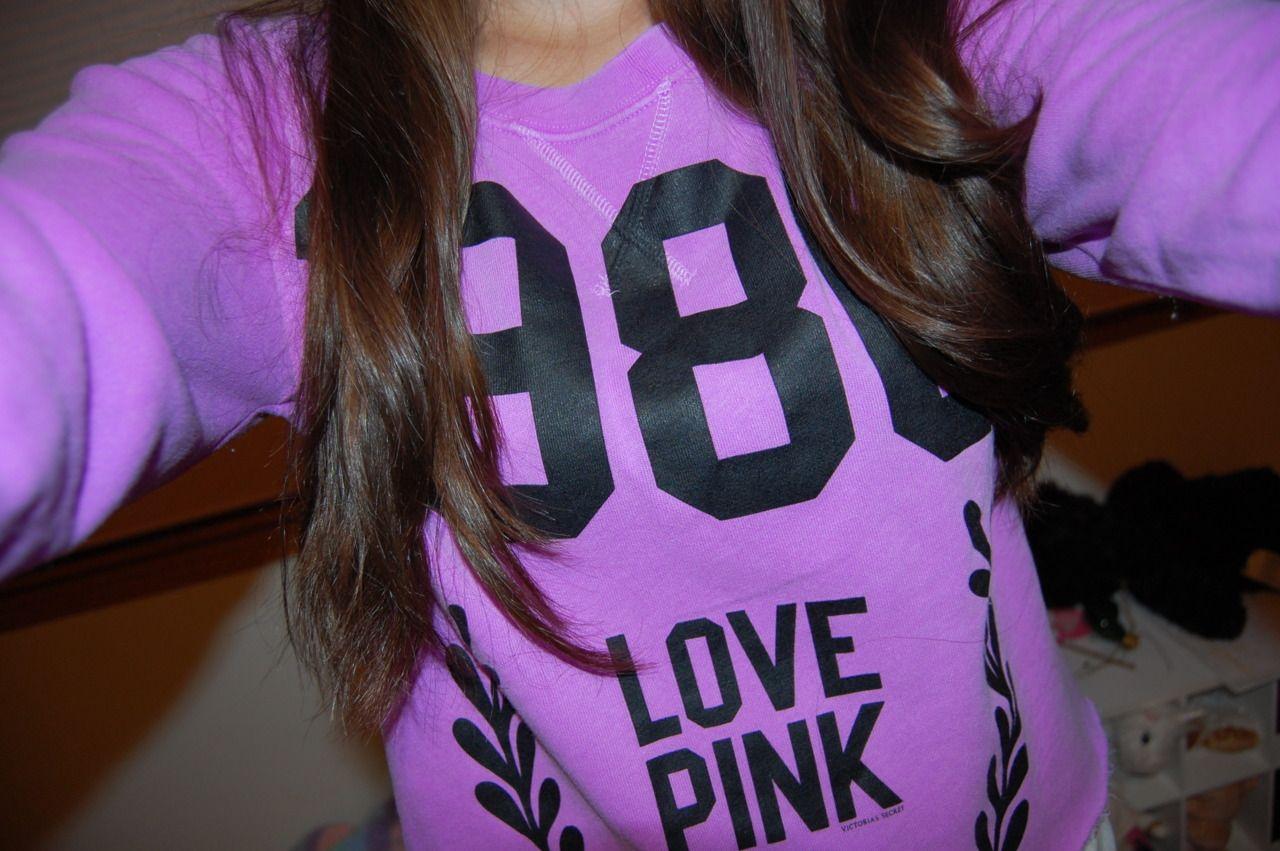 Purple sweater. | Victoria's Secret Pink | Pinterest | vs Pink ...