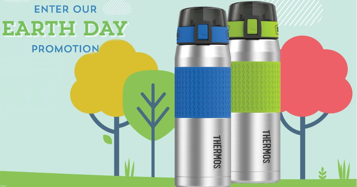 Contact support hydration bottle bottle thermos