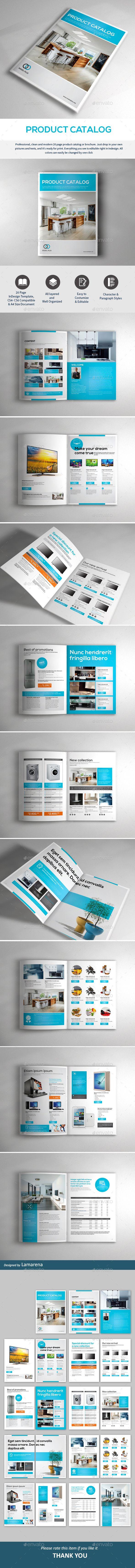 Product Catalog   Catálogo