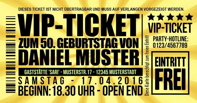 Einladungskarte / Einladung Geburtstag Von Papier Fee Auf DaWanda.com