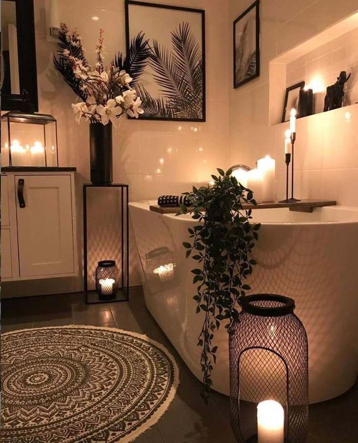 Dekoration für Badezimmer auswählen – Ideen für jeden Stil