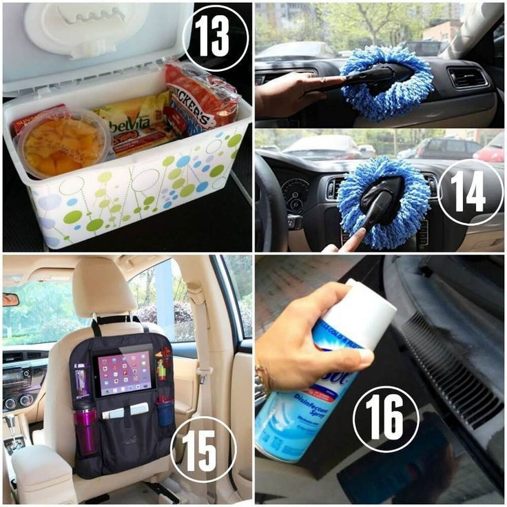 36 Useful Car Organization & Cleaning Hacks That You Need ...