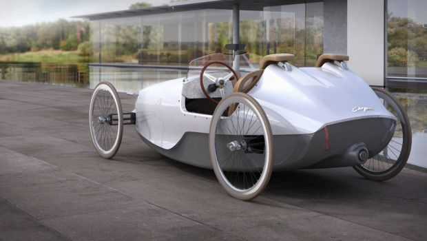 Adult Pedal Car: Scuderie Campari Exists To Make Pedal Power Dreams Utterly