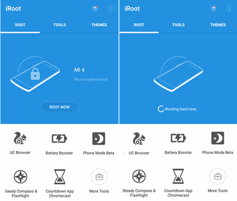 Download Latest iRoot For Windows and Mobile (iRoot.apk