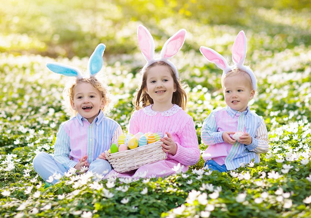 Easter egg hunt ideas to help you the boss bunny