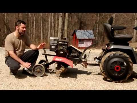 A Pull Behind Tiller For Your Riding Mower Review And