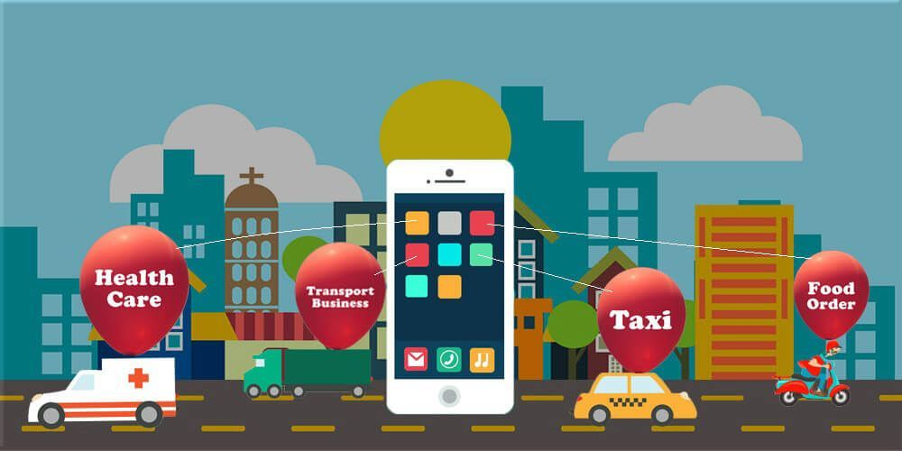 apps like uber in india