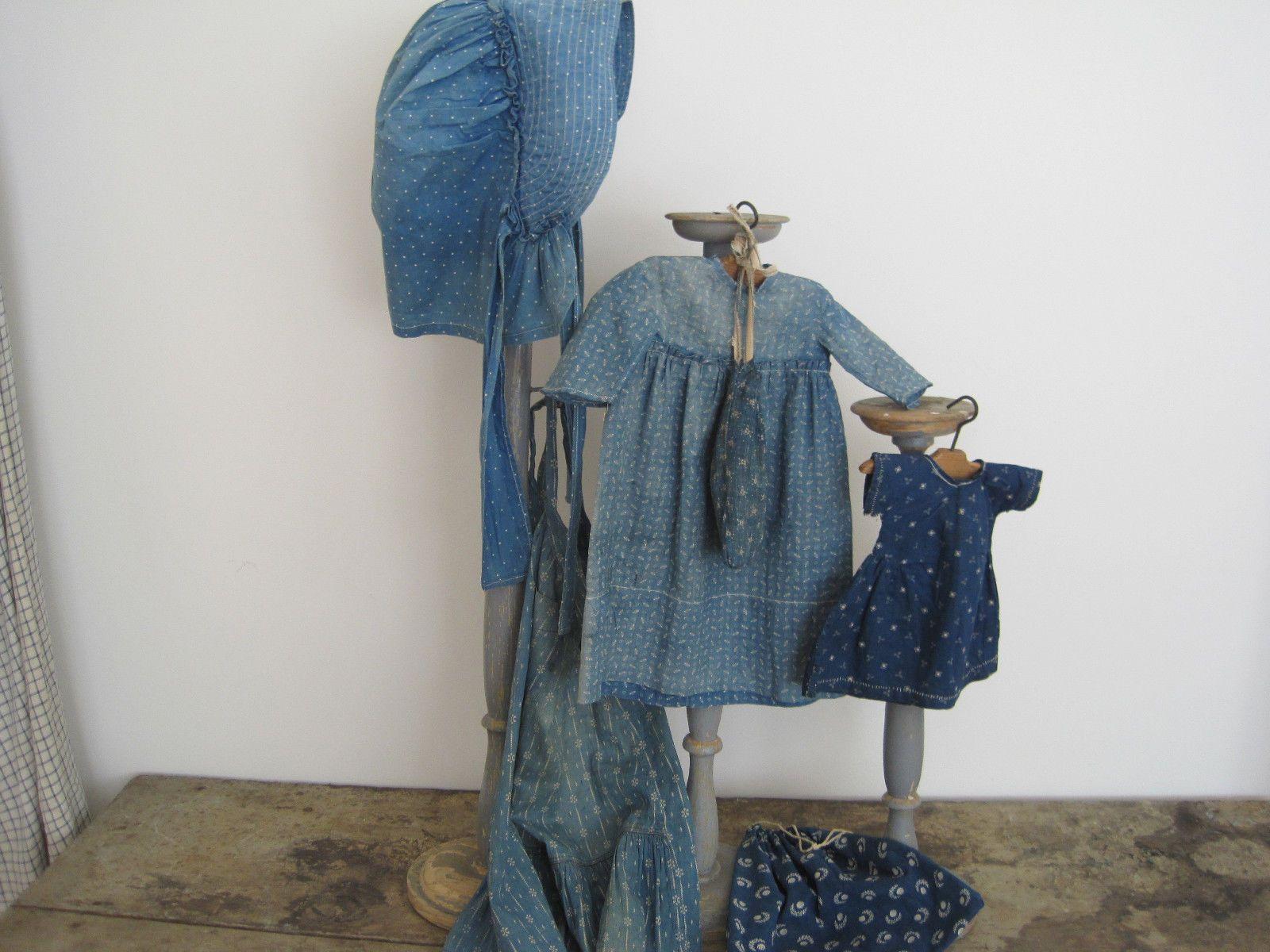 shop2loveit * ebay. Primitive clothing, Antique clothing