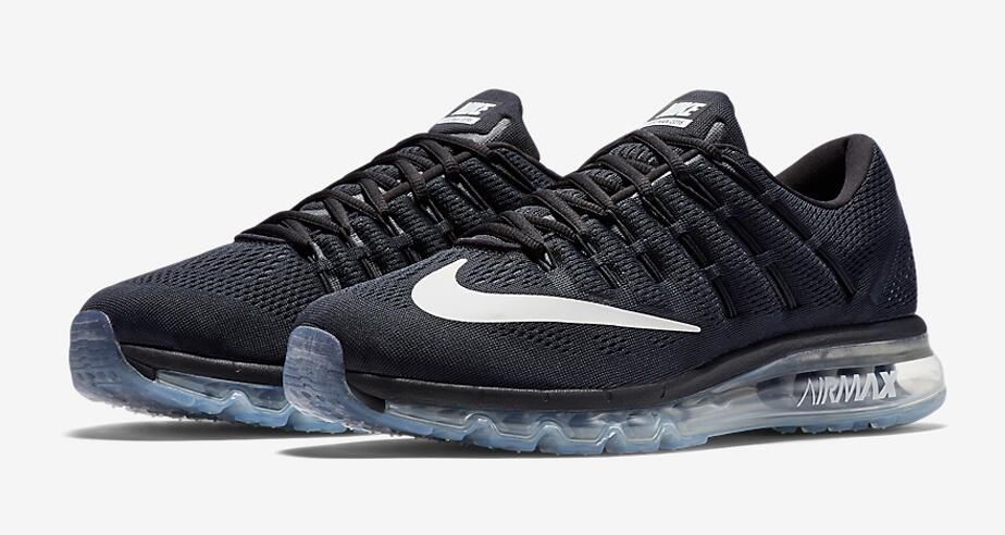 the latest 54b66 586d0 Nike Air Max 2016 ColorBlackWhite-Reflect Silver Style Code806771-001  Release DateNovember 19, 2015 Price190