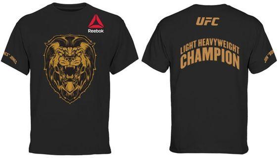 f007fb668f Reebok is producing official UFC clothing - jon-jones-reebok-ufc-182 ...