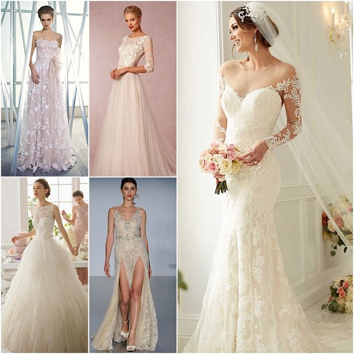 Vintage Wedding Dresses with a Modern Spin | Vintage weddings ...