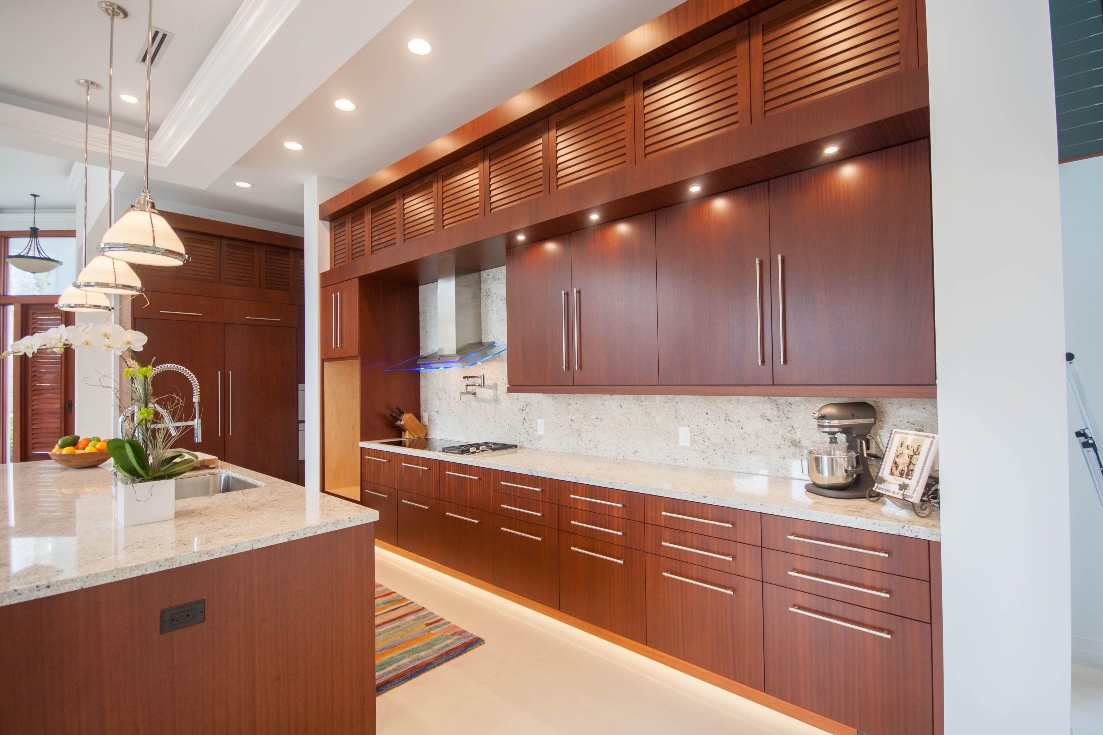 Contemporary Kitchen All Units Are Custom Designed And Manufactured To Fit Your Space C A C Custom Artisan Cabi Kitchen Kitchen And Bath Contemporary Kitchen