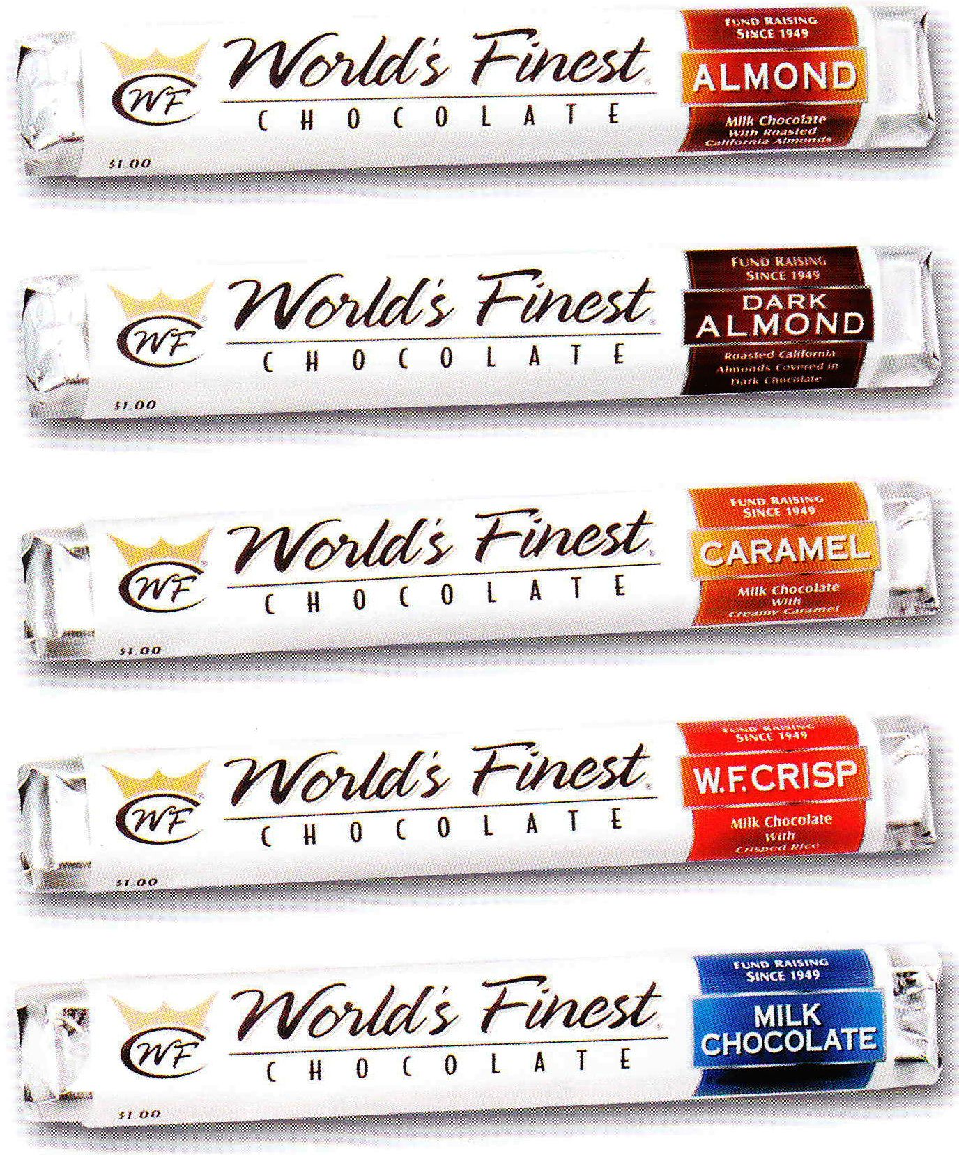 World's Finest Chocolate, founded 1949 (Chicago Pin of the Day, 11 ...