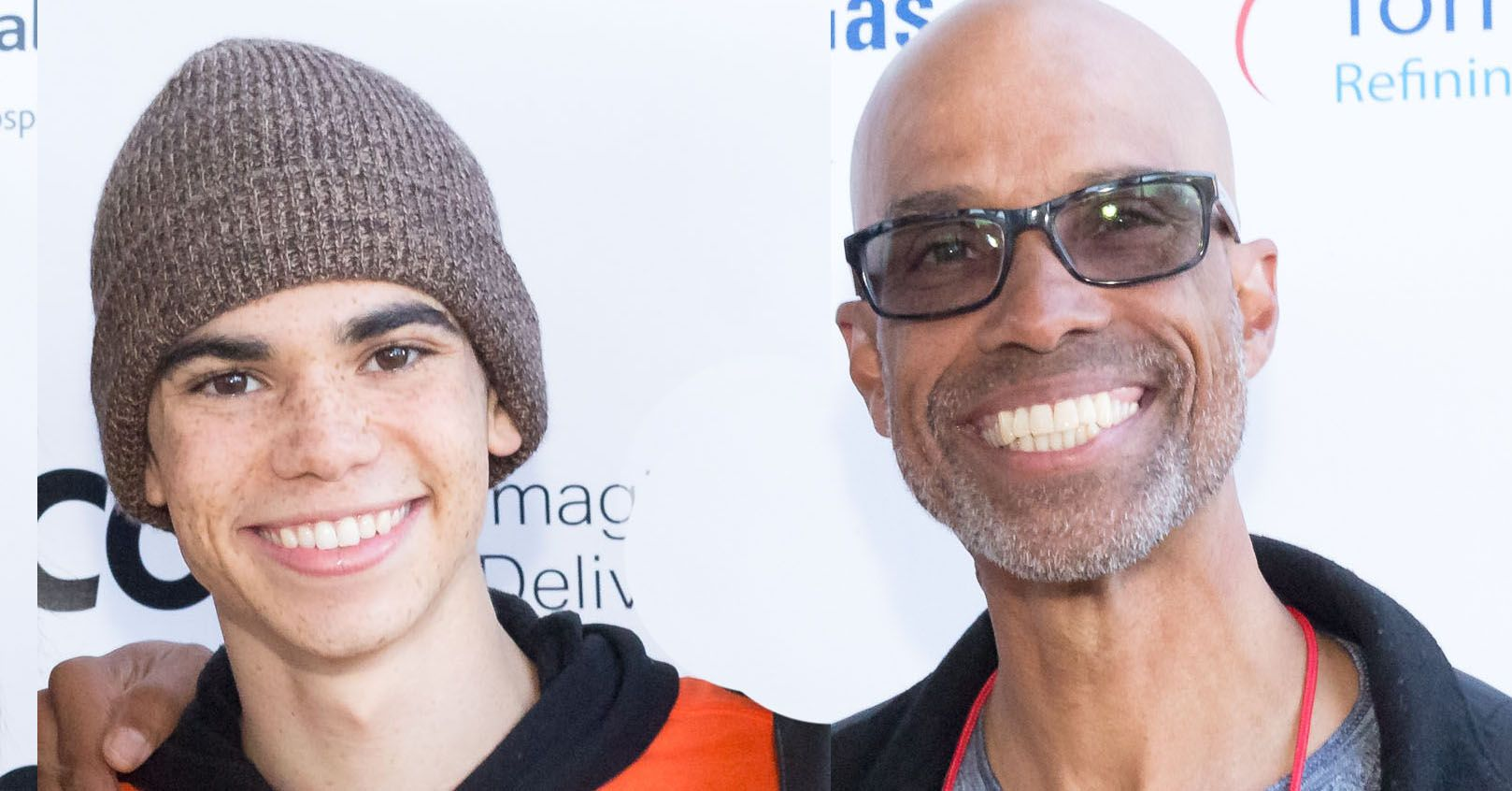 Cameron Boyce's Dad Shares Photo of Late Actor Taken