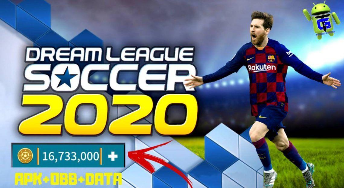 Dream League Soccer 2020 Dls 2020 Android Offline Mod Apk Download Apk Games Club Offline Games Game Download Free Download Games