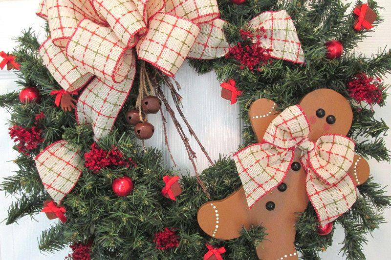 Christmas Wreath Decorating Ideas Wreaths - christmas wreath decorations