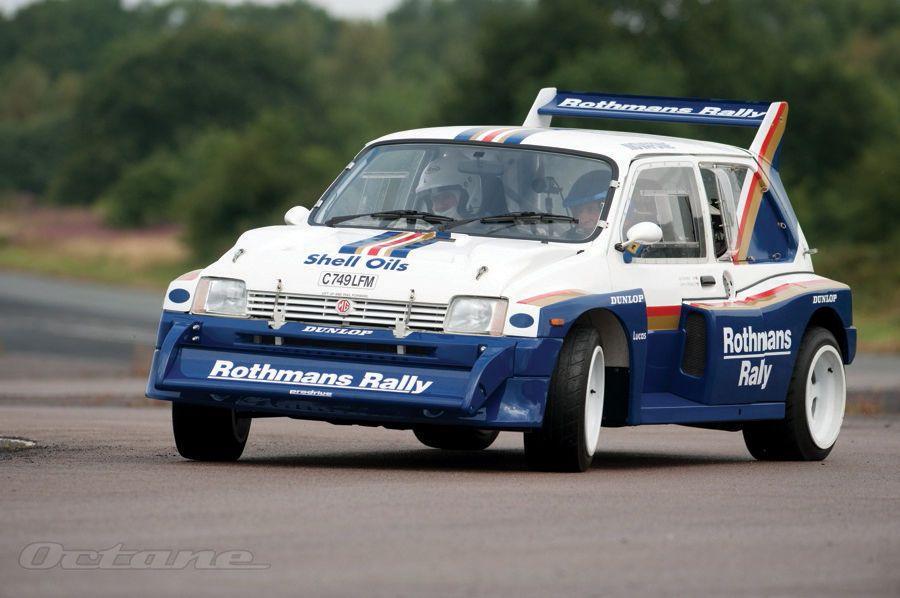 MG Metro 6R4 | WRC | Pinterest | Rally, Rally car and Cars