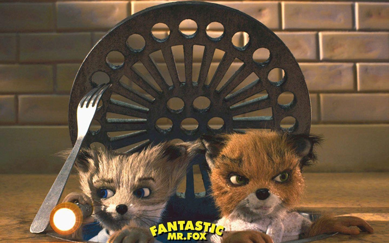 Fantastic Mr Fox Kristofferson Fantastic Mr Fox Ash And Kristofferson 1440x900 Wallpaper Fantastic Mr Fox Movie Fantastic Mr Fox Mr Fox