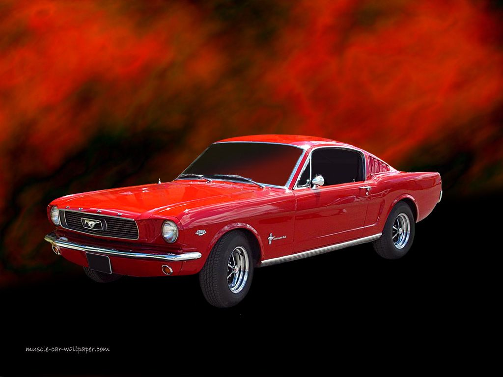 1964 mustang red fastback nice cars trucks ford. Black Bedroom Furniture Sets. Home Design Ideas