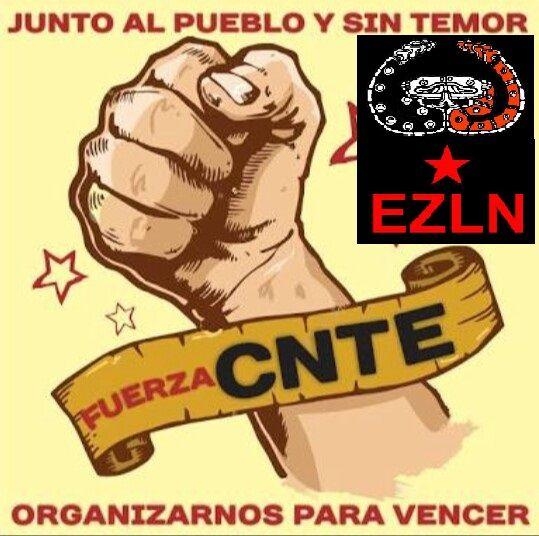 DESDE LA TEMPESTAD (Comunicado Conjunto del CNI y el EZLN sobre el cobarde ataque policíaco contra la CNTE)