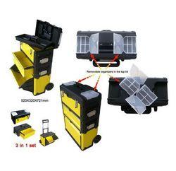 plastic rolling truck tool box