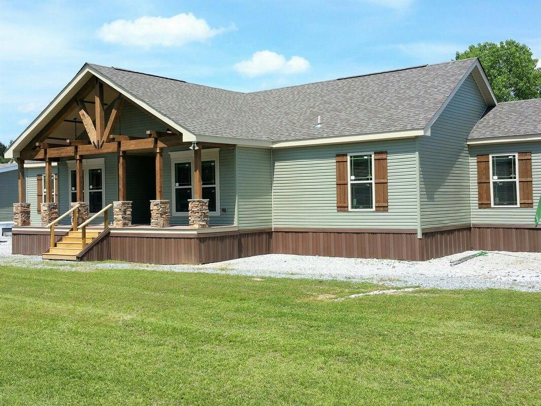 Reliable porch design modern find here Mobile home porch