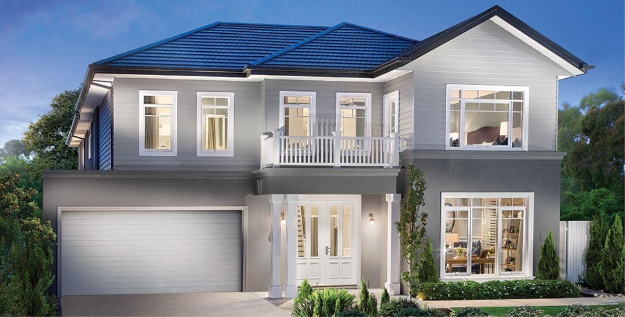 Casas estilo americano 65 projetos e fotos apaixonantes for Foto casa classica