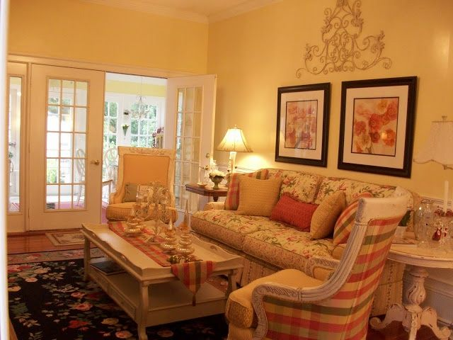 Hydrangea Hill Cottage French Country Decorating: English Country Decorating
