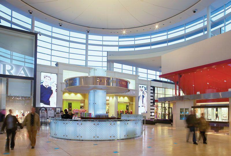 Concierge kiosk yorkdale shopping centre retail interiors concierge kiosk yorkdale shopping centre ccuart Images