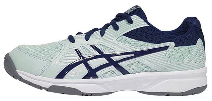 Shoes Unisex 3 Sky Nwt Indoor Asics Blue Upcourt Badminton 6U4xPUwvq
